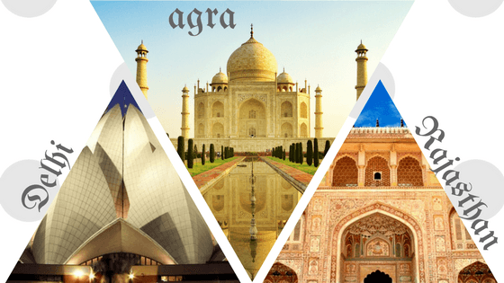 Golden Triangle Tour (  4N/5D )