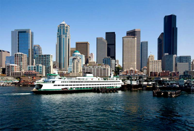 Classique America with Seattle & Alaska Tour