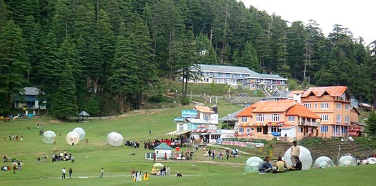Himachal - Dalhousie Magic (Winter special) Package