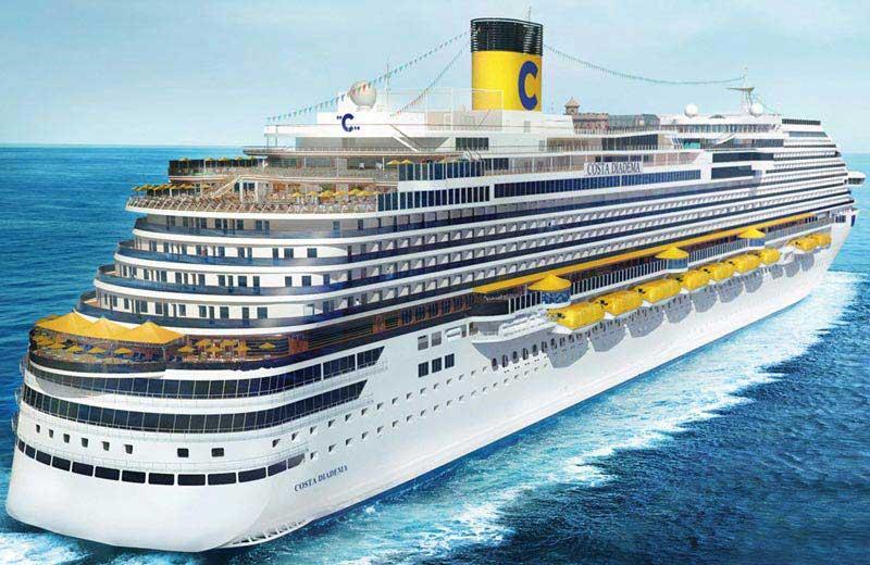 Maldives to Mumbai Cruise