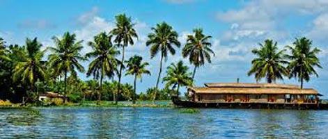 Short Escape to Athirapally and Kumarakom