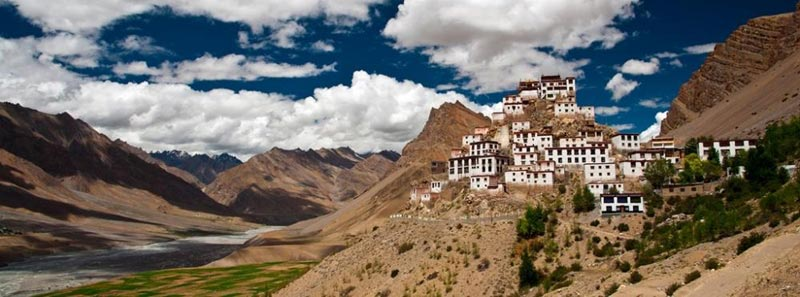 Beautiful Lahaul & Spiti Tour