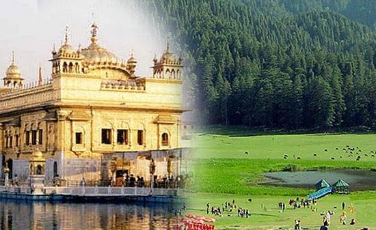Beautiful Dharamshala To Amritsar Tour