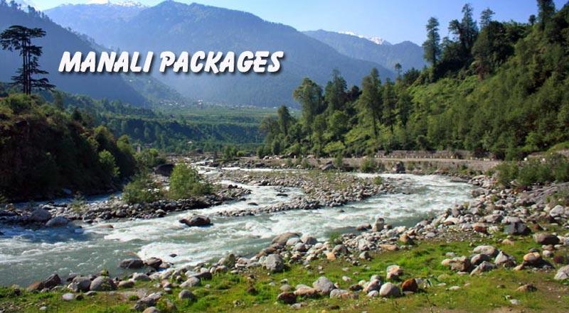 Manali 4N/5D Package From Delhi