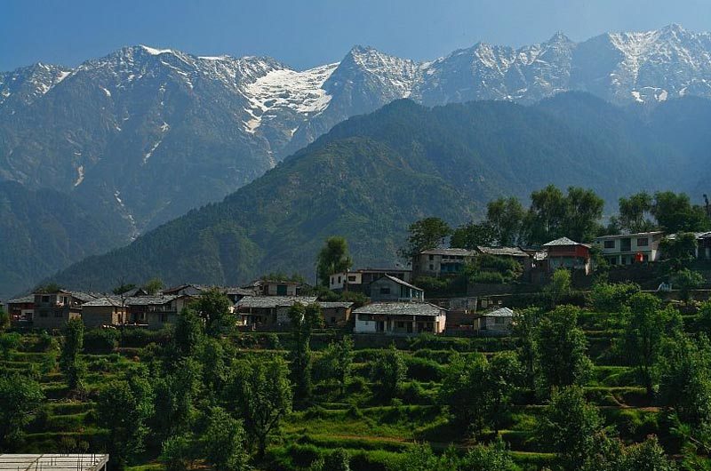 Marvellous Shimla & Dharamshala with Flights Package