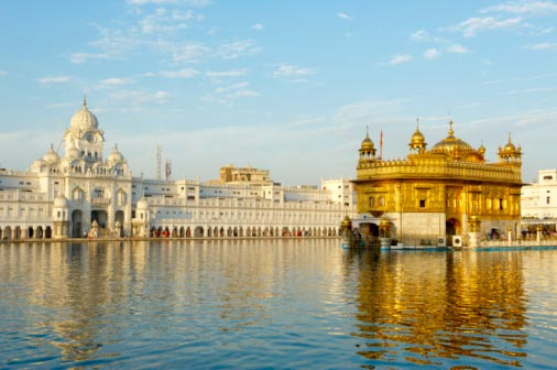 Delhi - Amritsar - Katra - Dalhousie - Dharamsala Tour