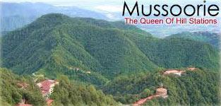 Mussorie