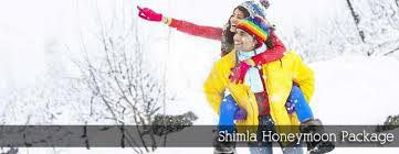 Honeymoon Dharamsala Shimla tour Package
