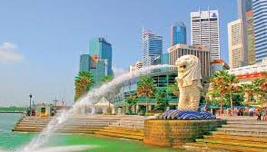 A TRIP TO SINGAPORE TOUR