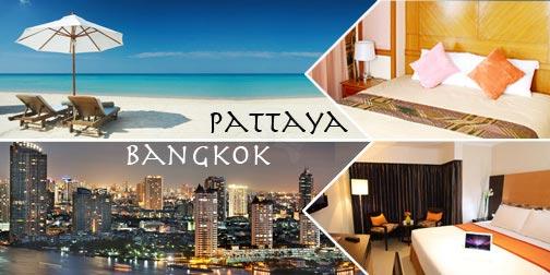 Highlights of Bangkok & Pattaya