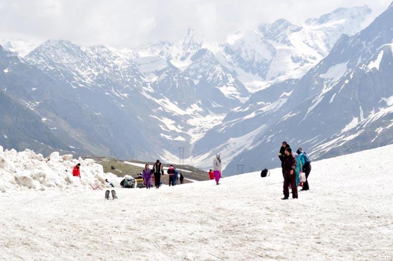 Romantic Himalayas - Shimla & Manali Tour