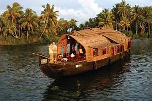 Backwater Tour of Kerala