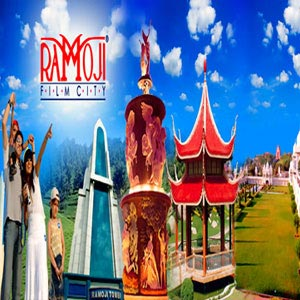 Hyderabad (Ramoji Film City) Tour