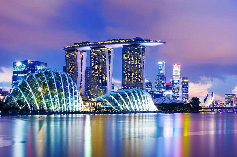 Nice tour of Singapore and Cruise - Balcony Cabin(5 Nights)