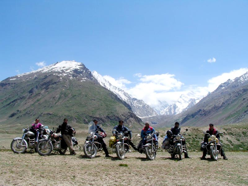 Leh - Ladakh To Jammu - Kashmir  Bike Tour