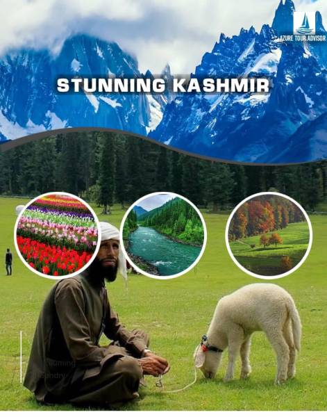 Kashmir Tour Package 05 Nights AND 06 Days