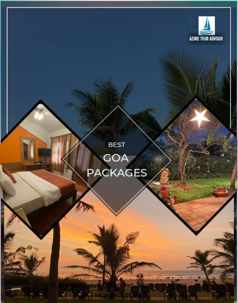 Goa Tour Package 4 Nights 5 Days