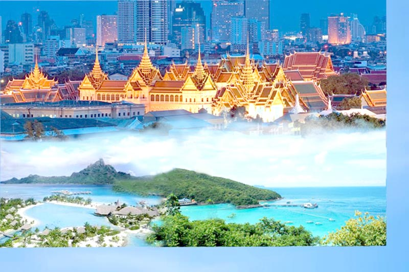 Glimpses Of Thailand Tour
