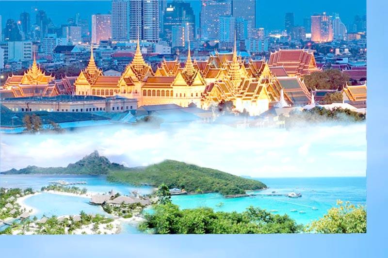 Glimpses Of Thailand Tour