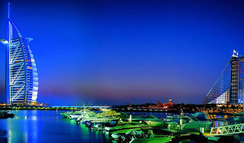 Dubai 5 Days Fully Loaded Package Ex India