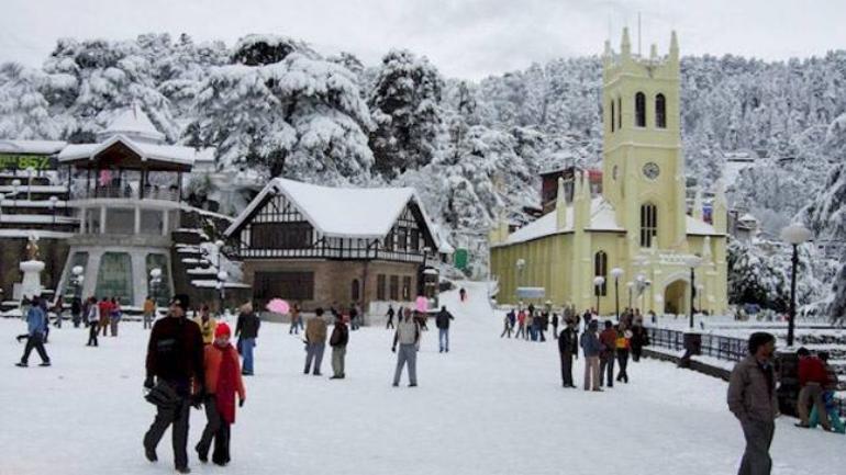 1 night Shimla 2 night Manali  (1 day and 1 night Journey)