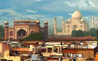Taj Mahal trip for Sunrise Tour