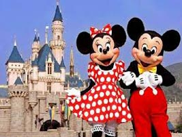 Hong Kong - Disneyland Tour