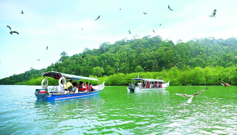Singapore with Langkawi Tour