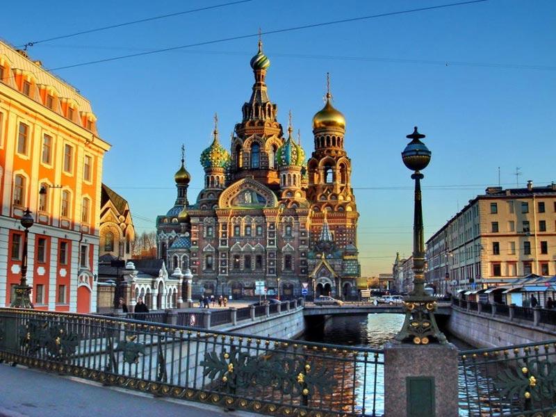 Russia 6N / 7D Tour