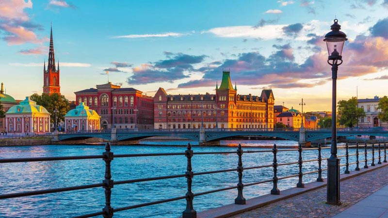 The Golden Triangle Of Scandinavia Tour
