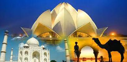 Golden Triangle Tour for 7 Days