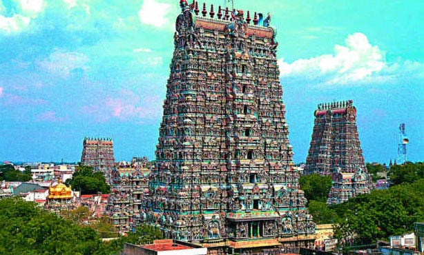 Tamil Nadu Temple Trail Tour