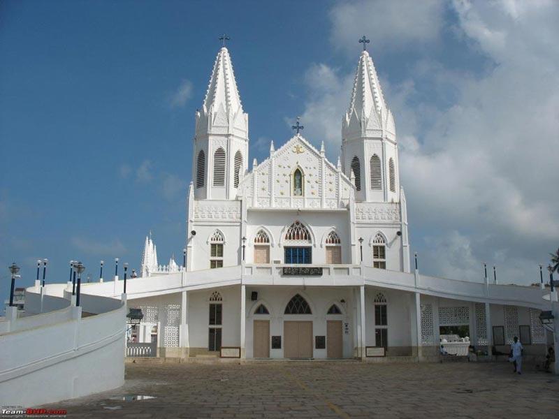 Pondicheery-Mahabalipuram Tour