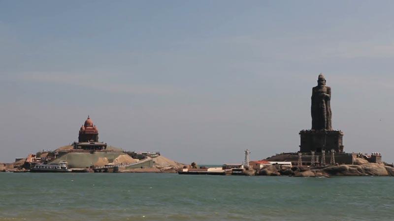Madurai-Kodai-Rameshwaram-Kanyakumari Tour