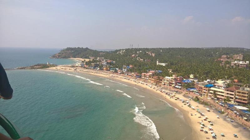 Alleppy-Kovalam Tour
