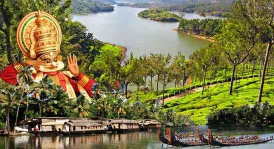 Kerala 3 Nights (Munnar - Thekkady) Tour