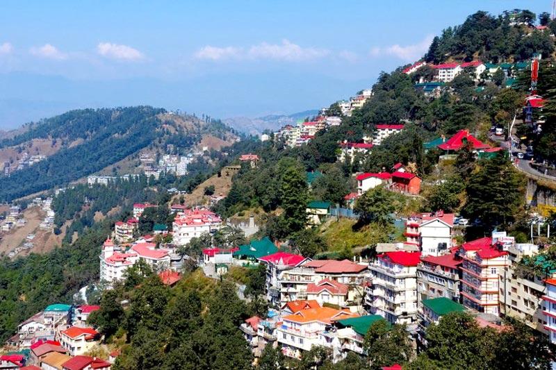 Air Pacakge Hilly Himachal - Kullu - Manali - Shimla Tour