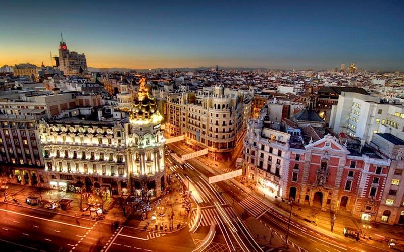 Honeymoon Tour - Spain