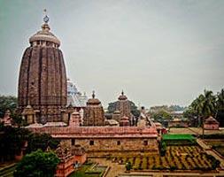 Jagannathan temple