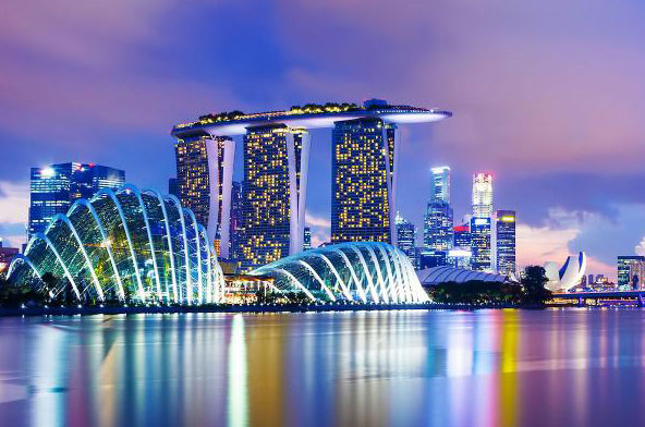 Singapore Break (Transfers + City Tour)