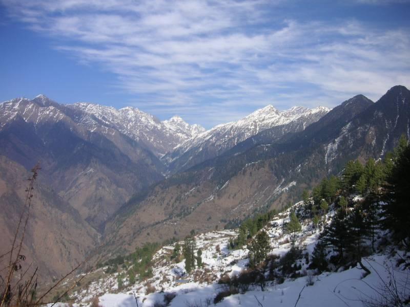 Chandigarh – Shimla – Sarahan – Sangla – Chitkul – Kalpa -shimla – Chandigarh Tour