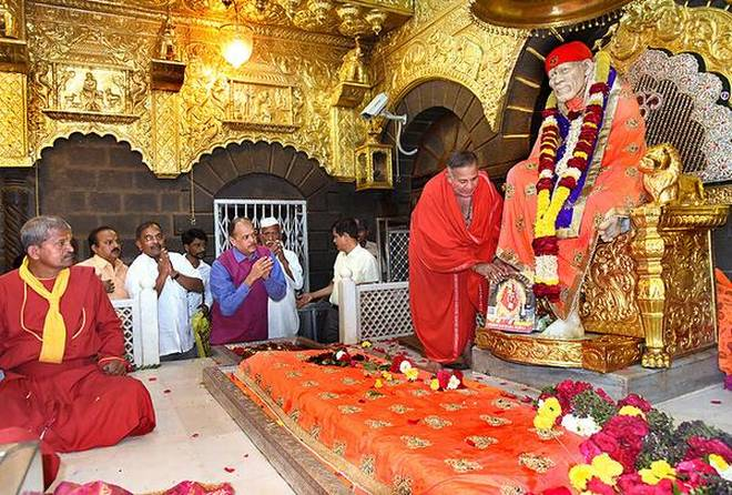 Shirdi Tour Package from Chennai By Flight - 1 Night 2 Days