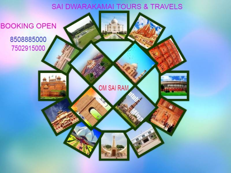 4 NIGHTS 5 DAYS DELHI AGRA JAIPUR (RAJASTHAN) BY FLIGHT FROM CHENNAI TOUR