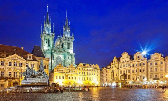 Eastern Europe With Balkans Tour