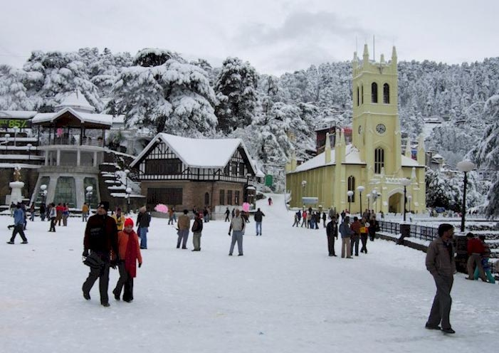 Unforgettable Himachal (Luxury Package) Tour