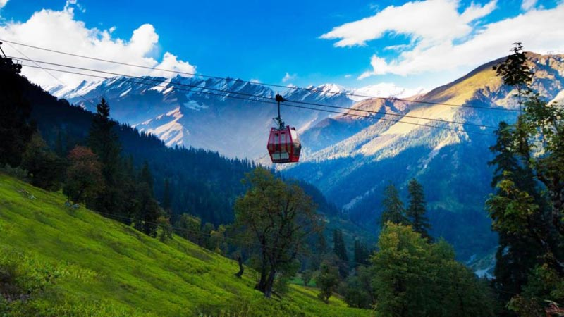 Manali Volvo Package (season Package)