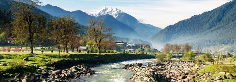 Leisurely Kashmir –Summer 2017 Tour