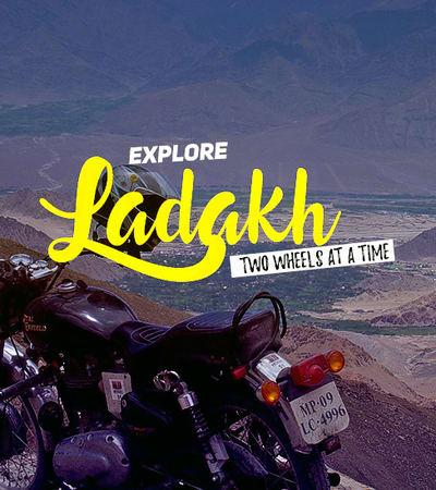 11 Days 10 Nights Srinagar - Leh - Manali Bike Trip Package