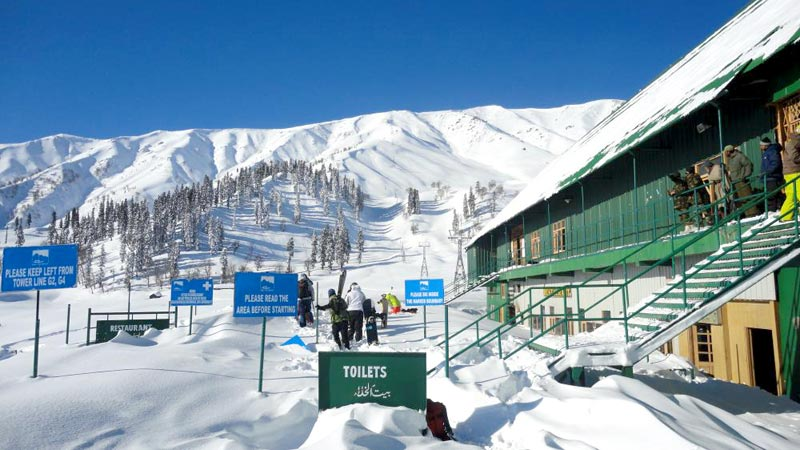 Heavenly Kashmir 3N/4D Tour