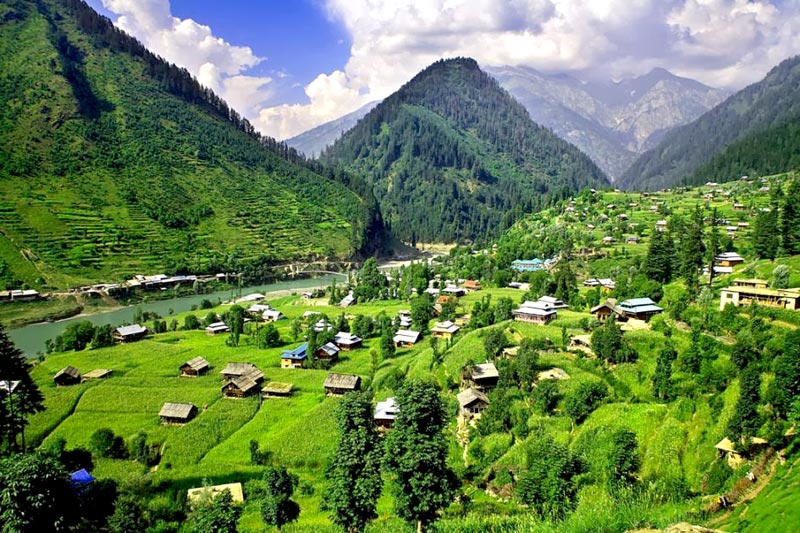 Valley of Kashmir with Dachigam National Park Tour